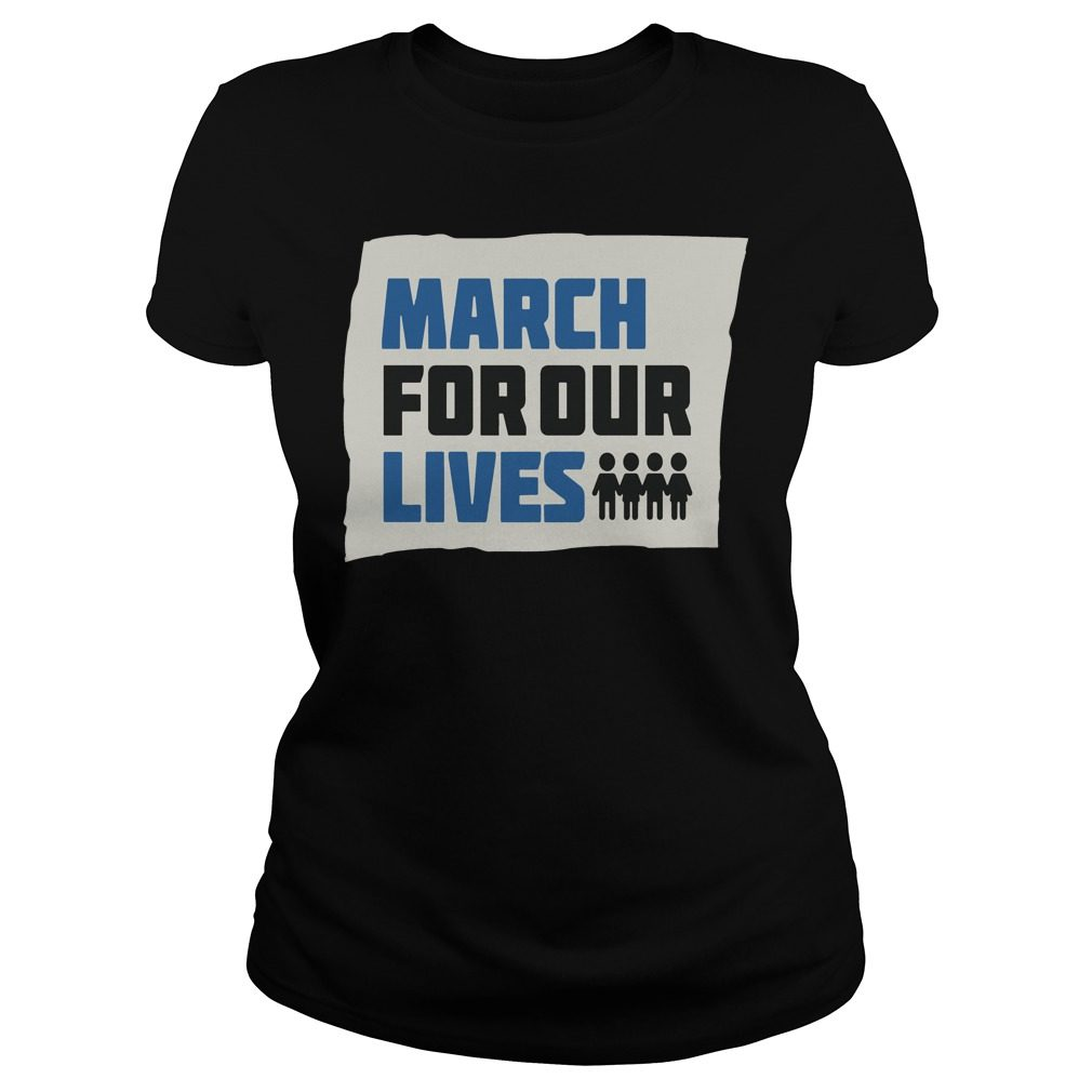 March Lives Ladies Tee