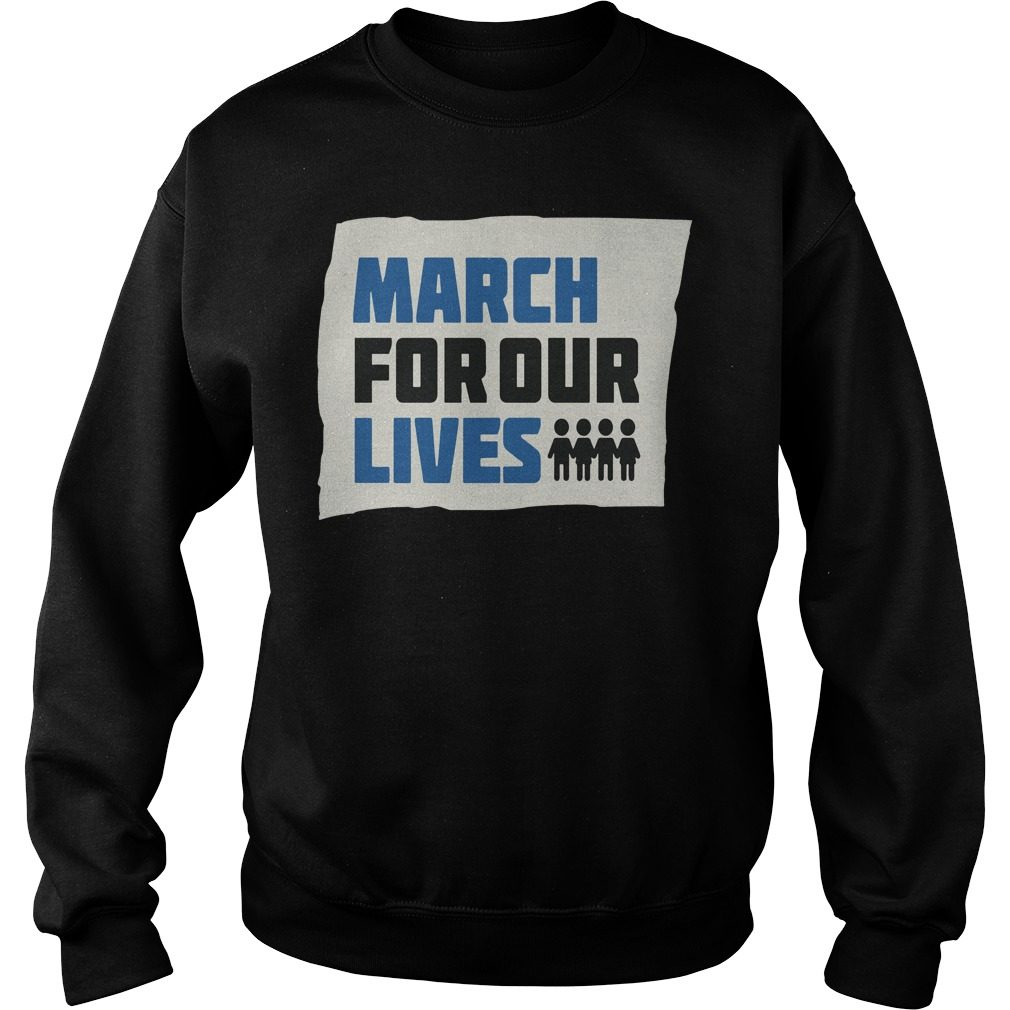 March Lives Sweater
