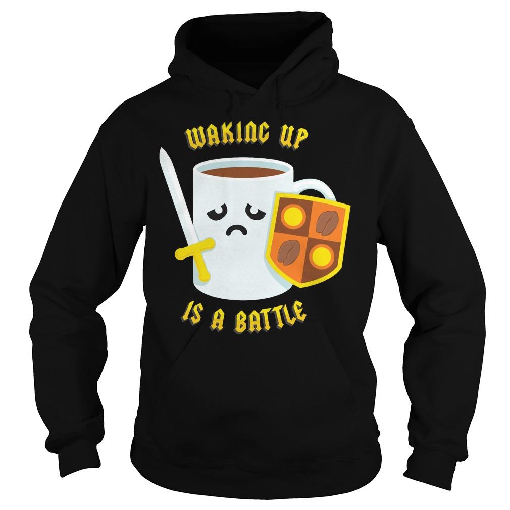 Morning Battle Hoodie