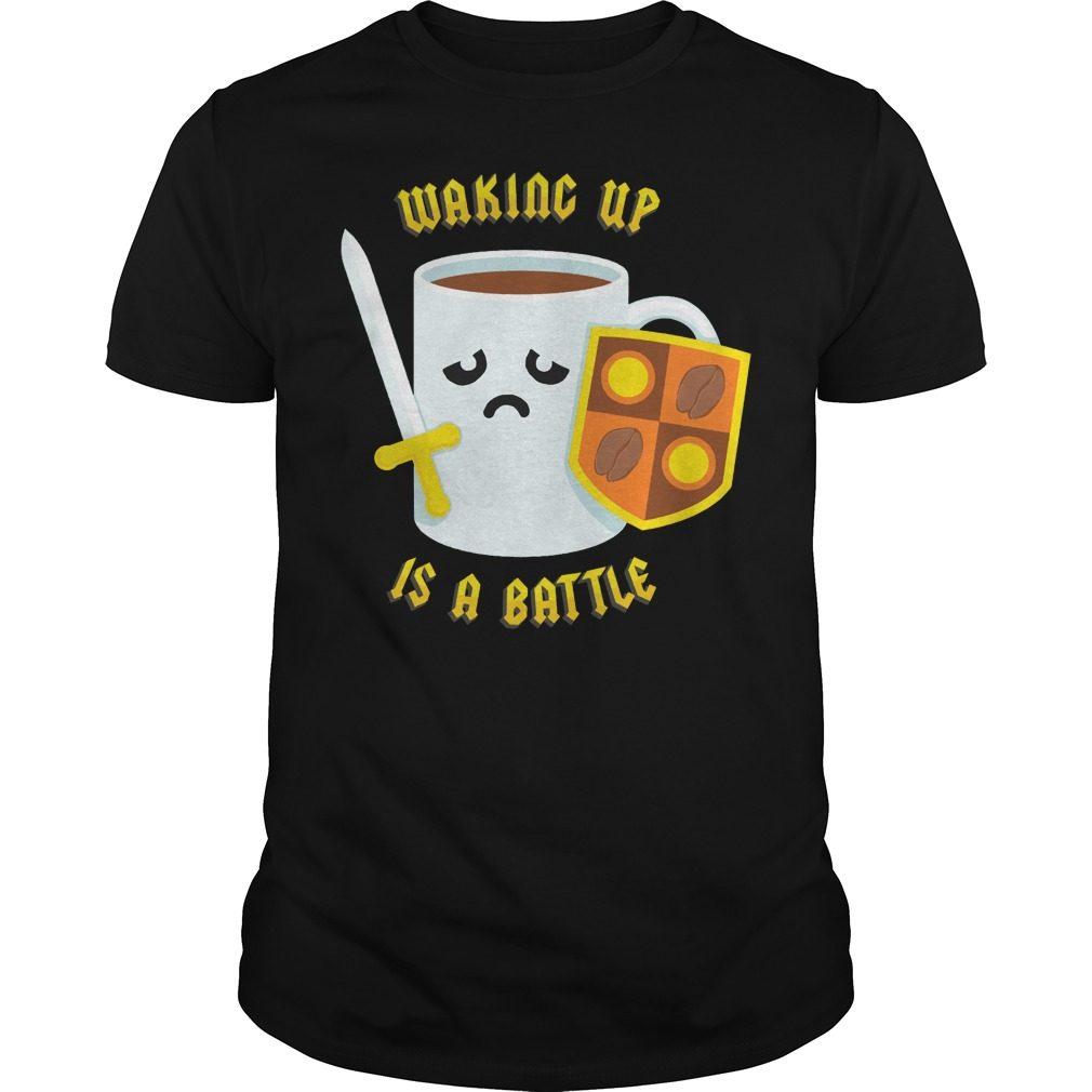 Morning Battle Shirt