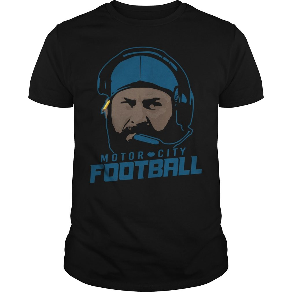 Motor City Football Shirt