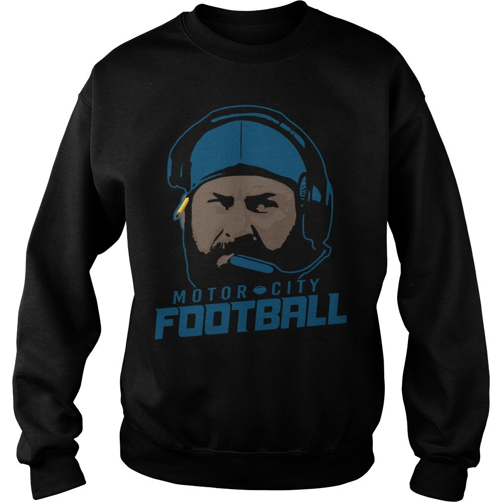 Motor City Football Sweater