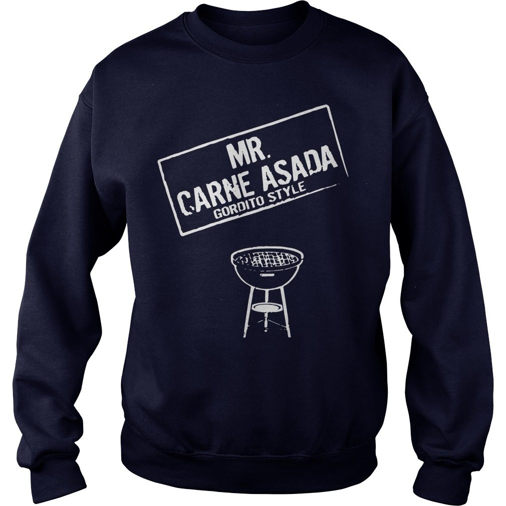 Mr Carne Asada Gordito Style Sweater