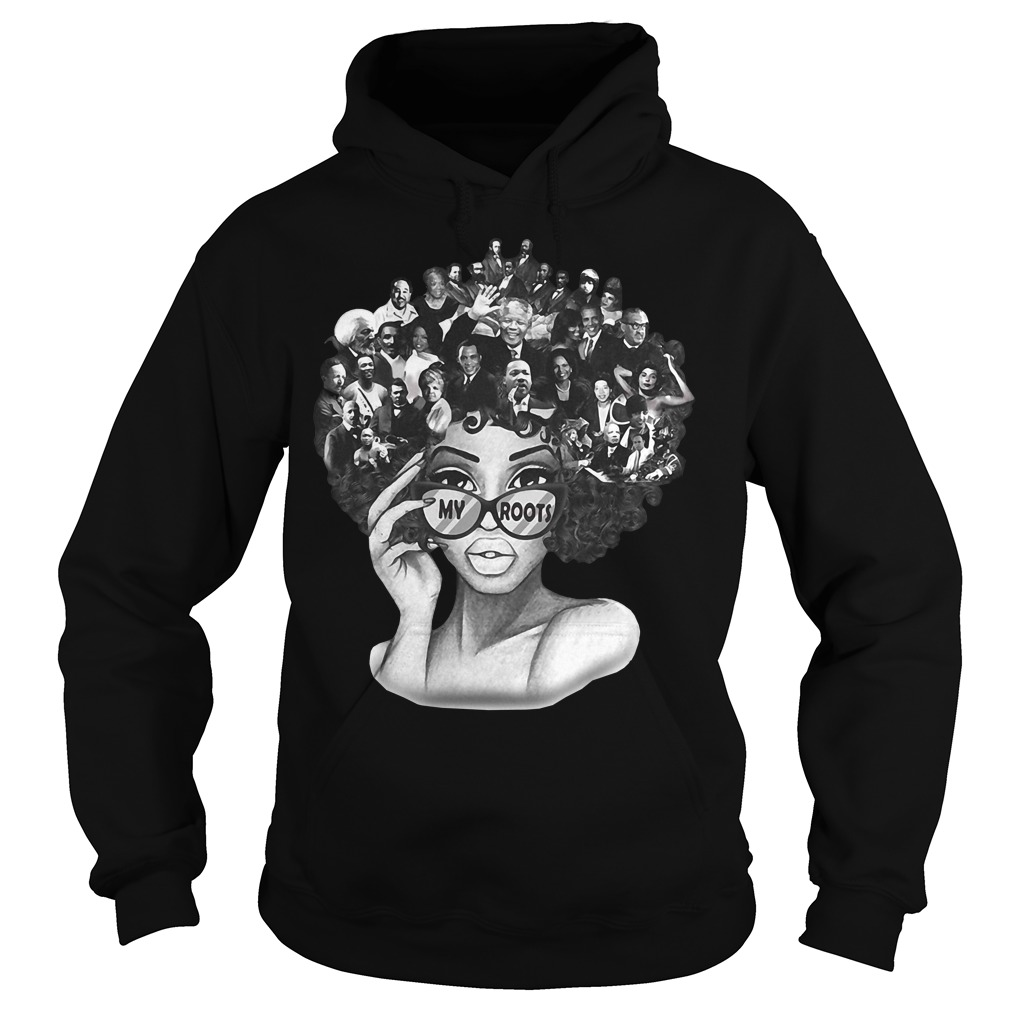 Official Black History Roots Hoodie