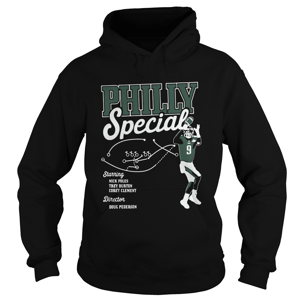 Philadelphia Eagles Professional Sports Team Hoodie