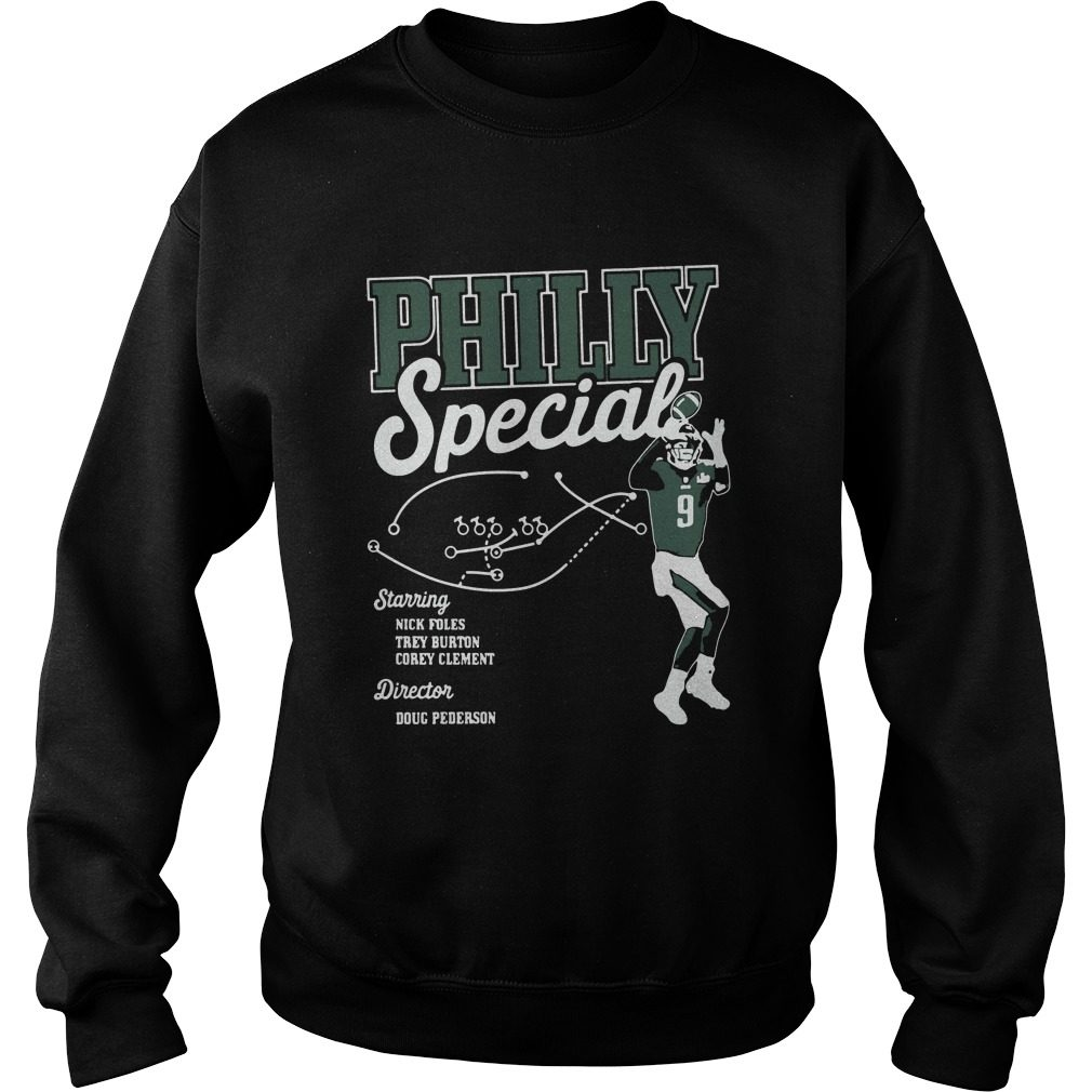 Philadelphia Eagles Professional Sports Team Sweater