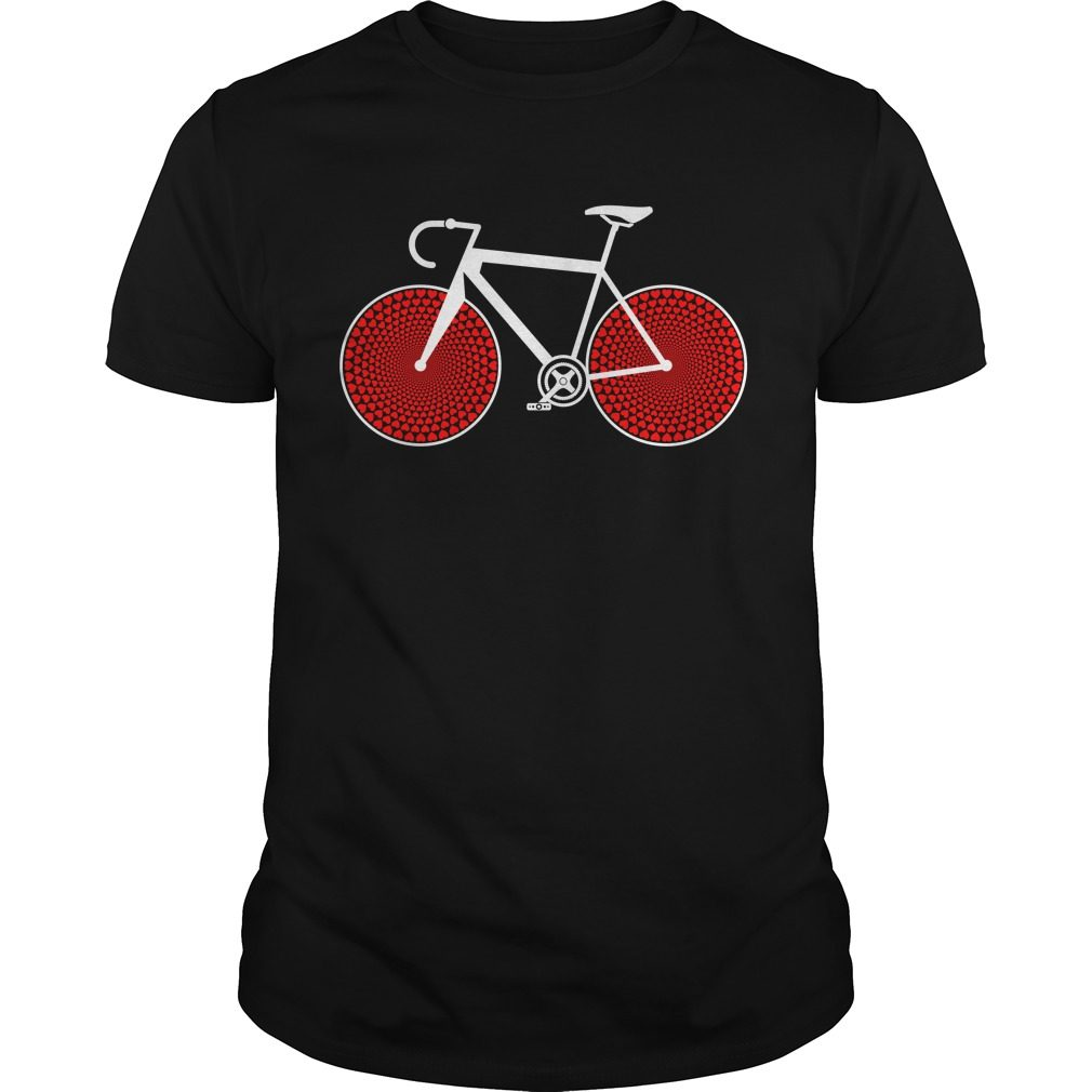 Road Bike Love Bicycle Shirt
