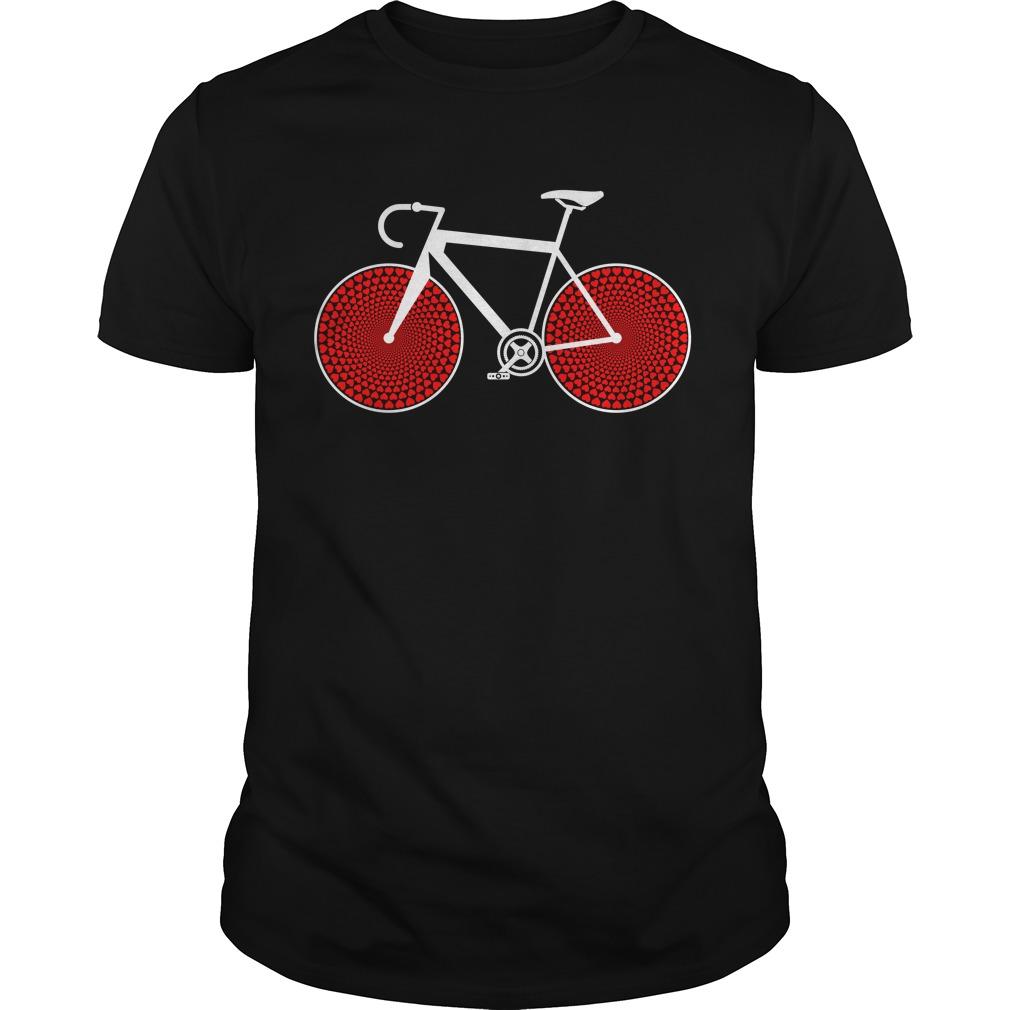 Road Bike Love Bicycle Shirt