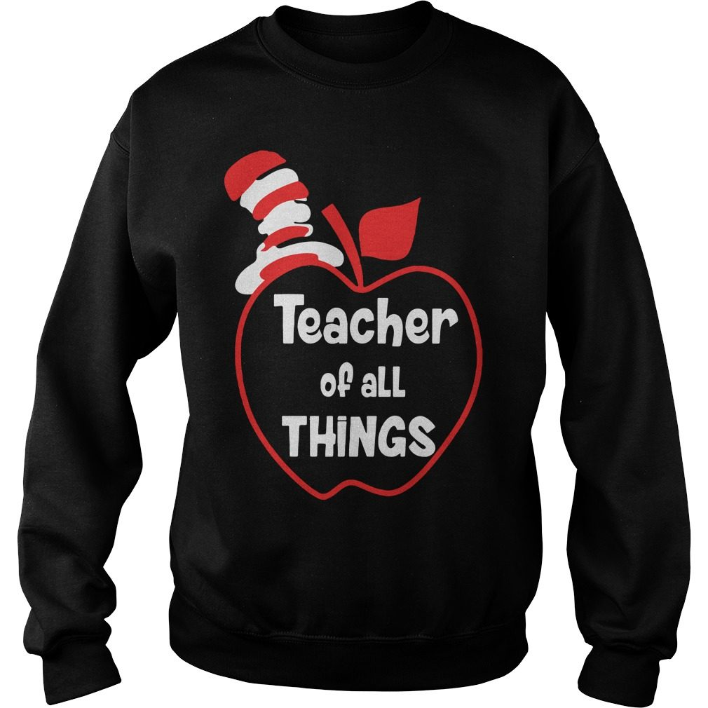 Teacher Things Sweater