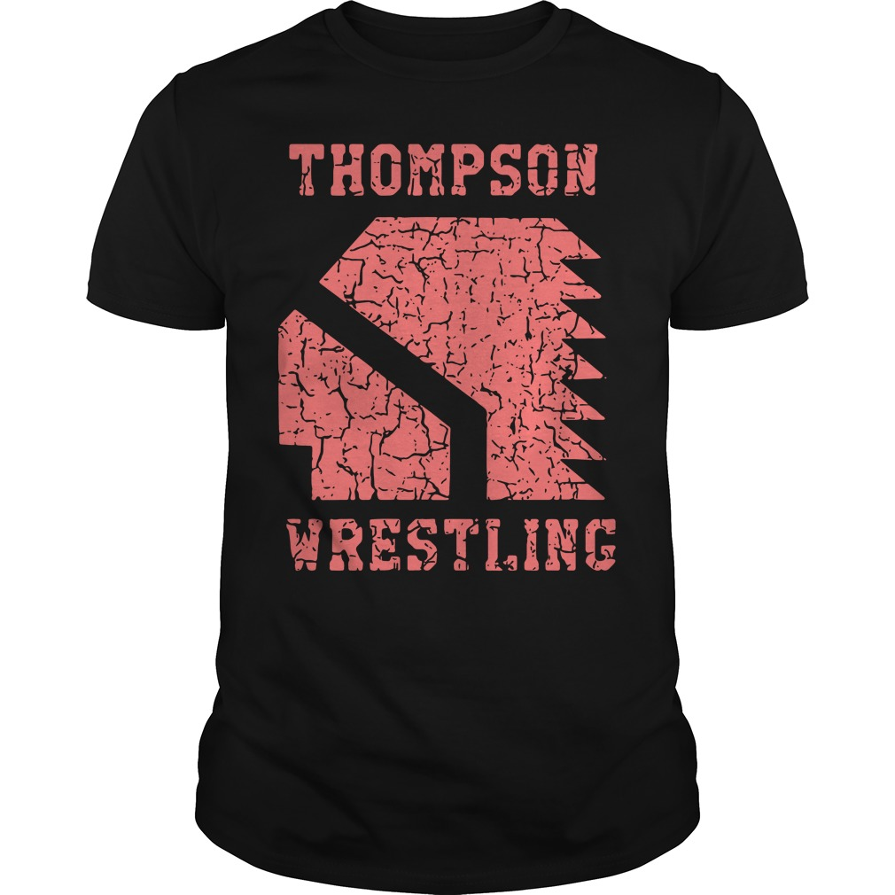 Thompson High School Wrestling Shirt