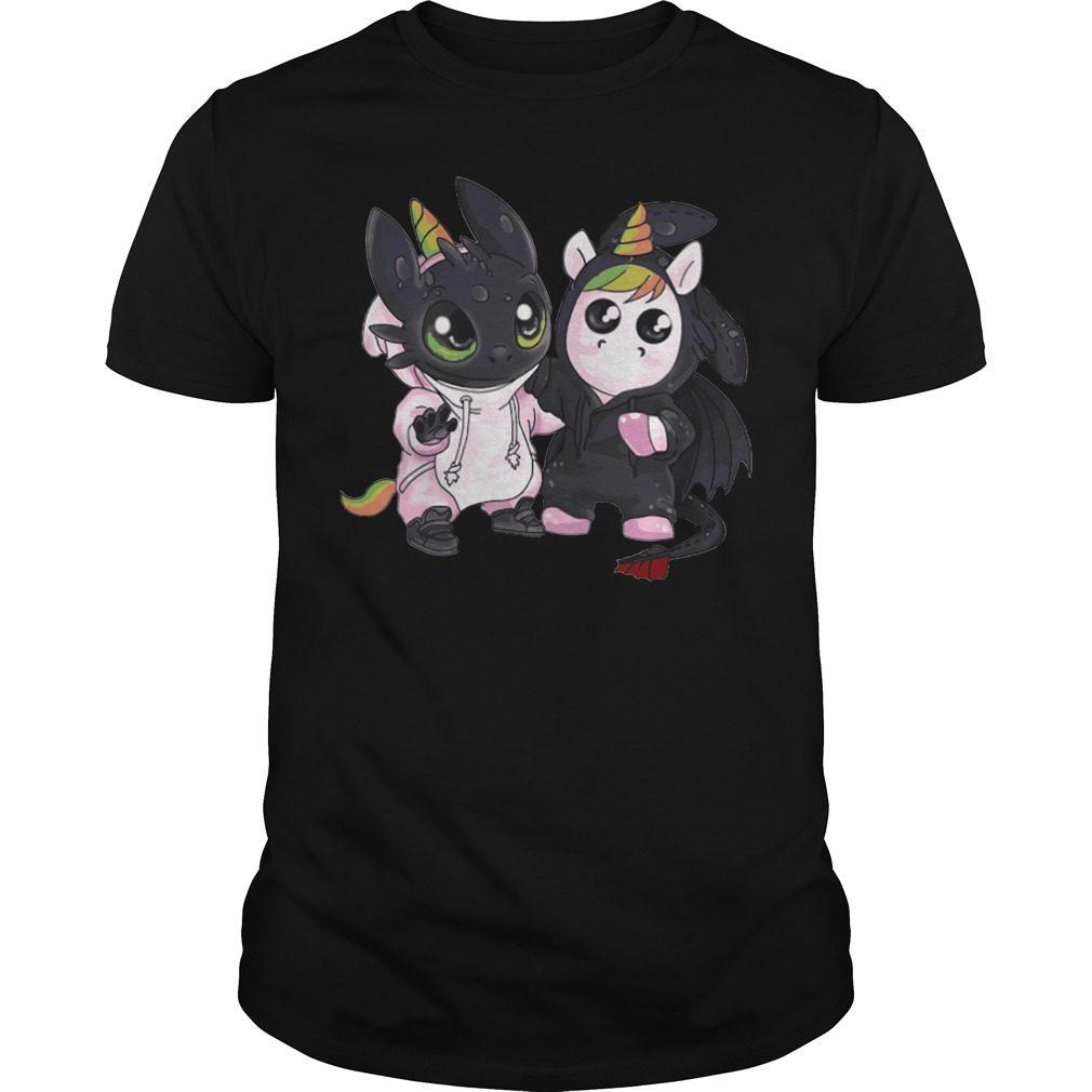 Toothless Unicorn Shirt