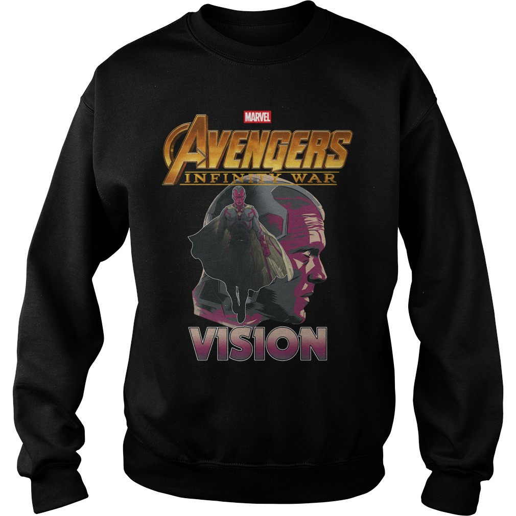 Avengers Infinity War Vision Sweater
