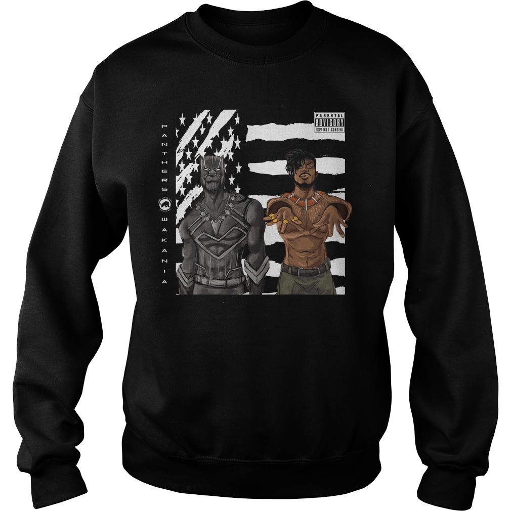 Black Panther Outkast Stankonia Sweater
