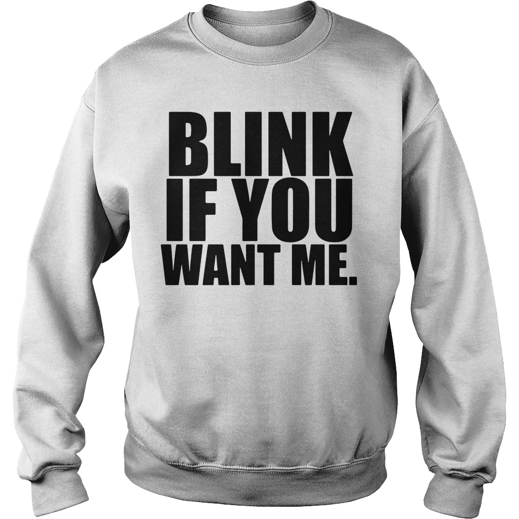 Blink Want Sweater