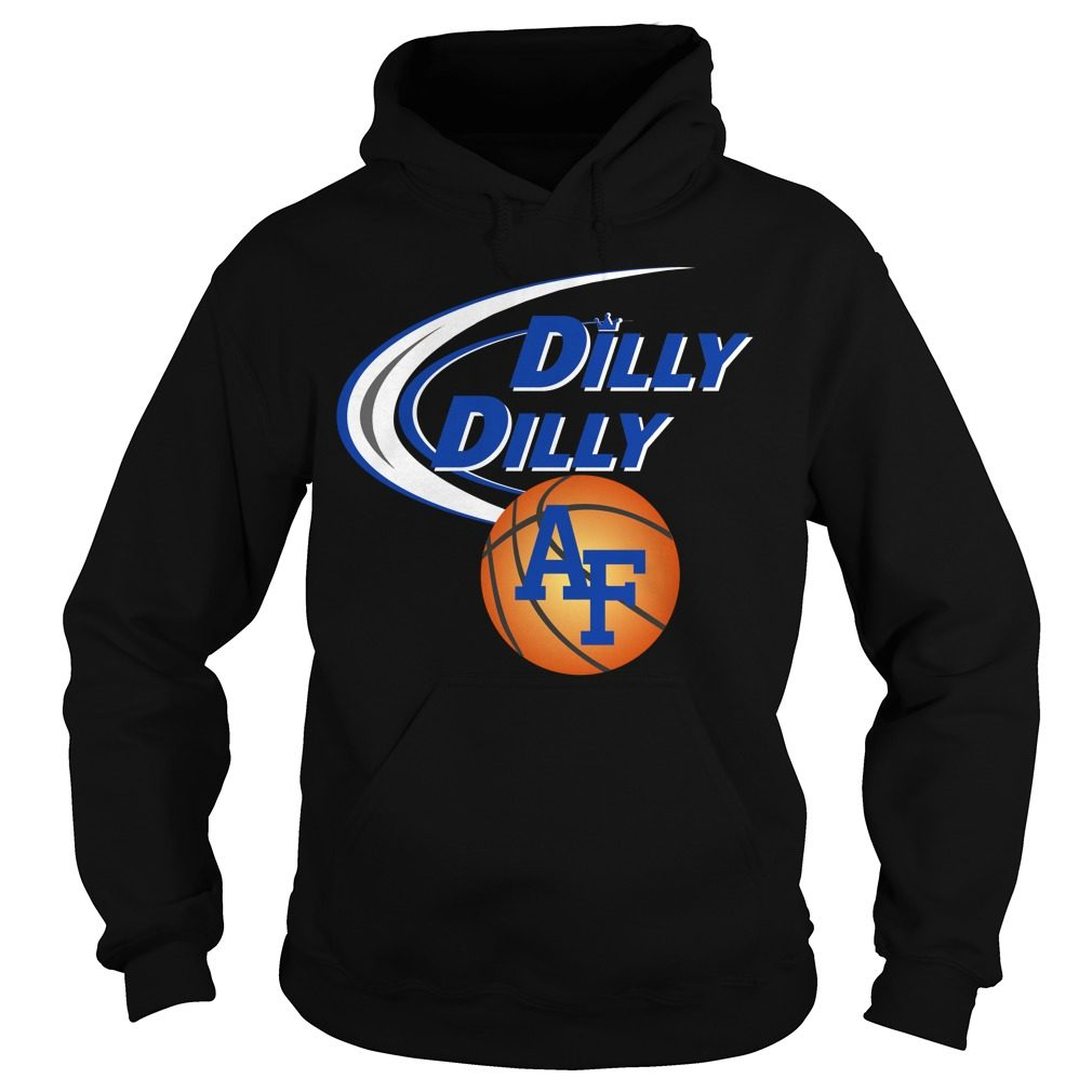 Dilly Dilly Air Force Ncaa Basketball Hoodie