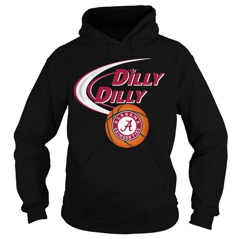 Dilly Dilly Alabama Crimson Tide Ncaa Basketball Hoodie