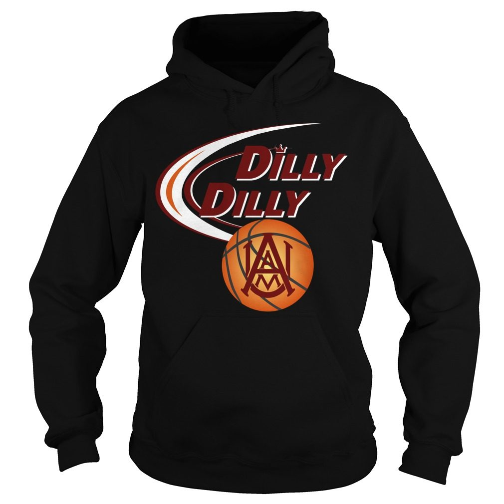 Dilly Dilly Alabama M Ncaa Basketball Hoodie