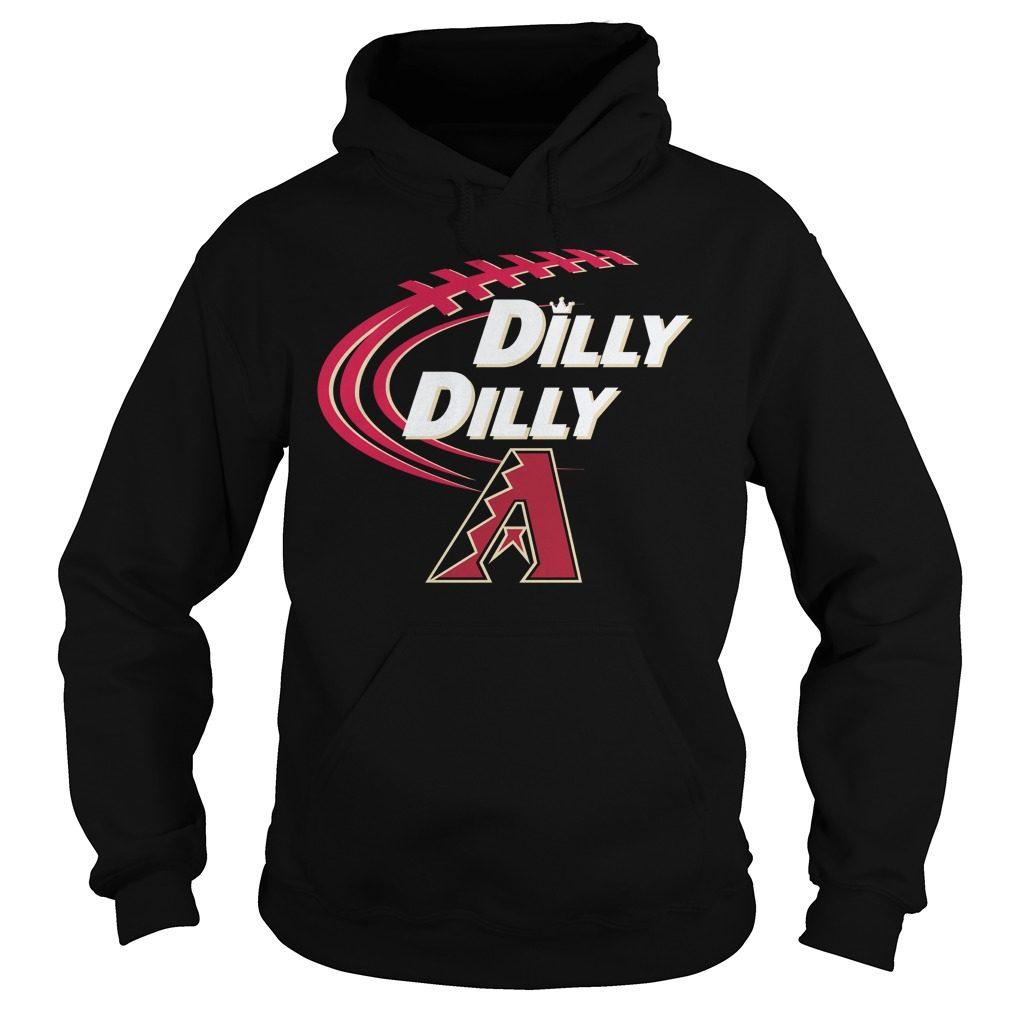 Dilly Dilly Arizona Diamondbacks Bud Light Mlb Baseball Hoodie