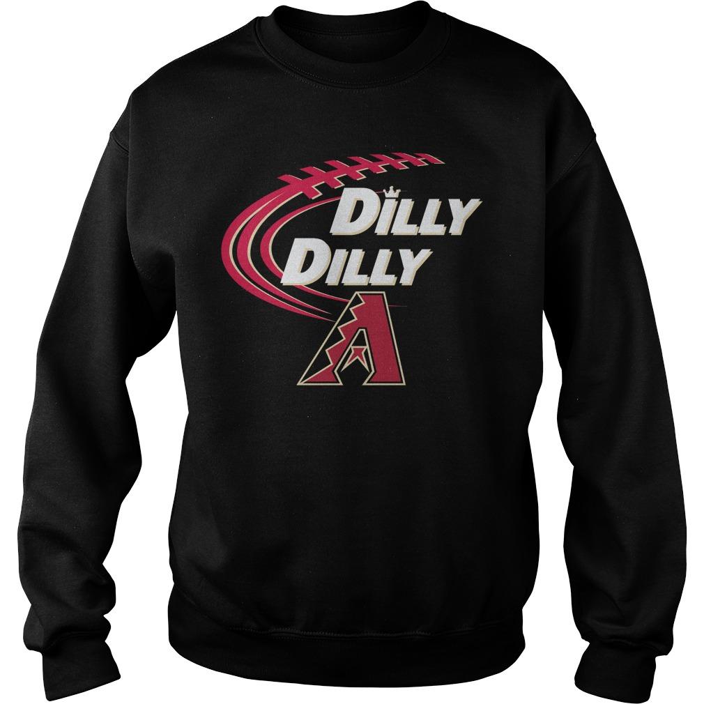 Dilly Dilly Arizona Diamondbacks Bud Light Mlb Baseball Sweater