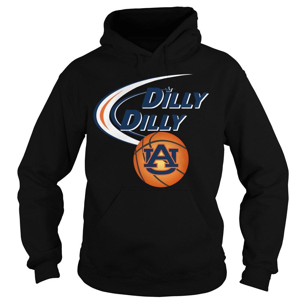 Dilly Dilly Auburn Tigers Ncaa Basketball Shirt Hoodie Sweater