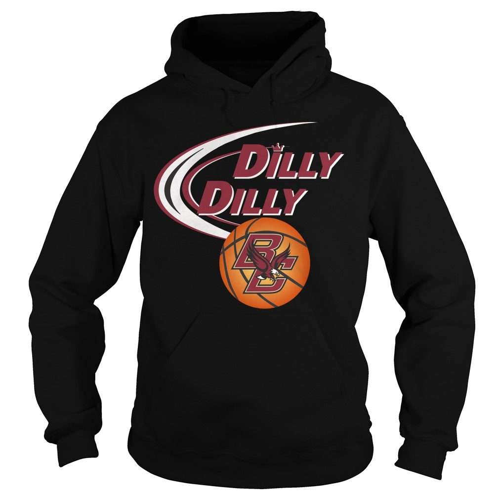 Dilly Dilly Boston College Eagles Ncaa Basketball Hoodie