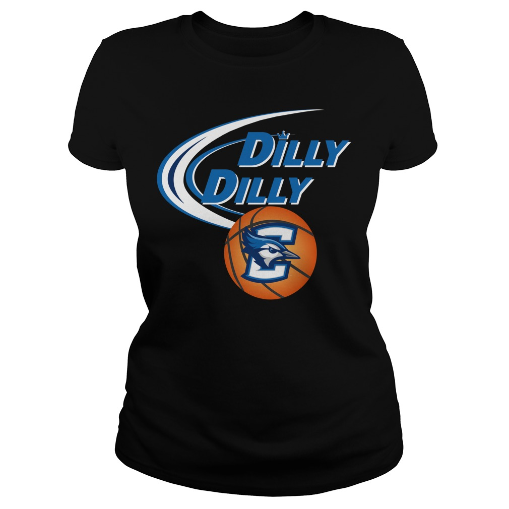 Dilly Dilly Creighton Ncaa Basketball Ladies Tee