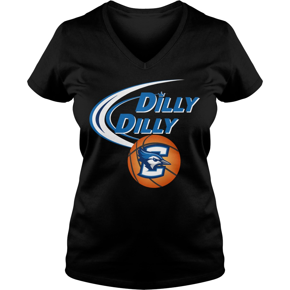 Dilly Dilly Creighton Ncaa Basketball V Neck T Shirt
