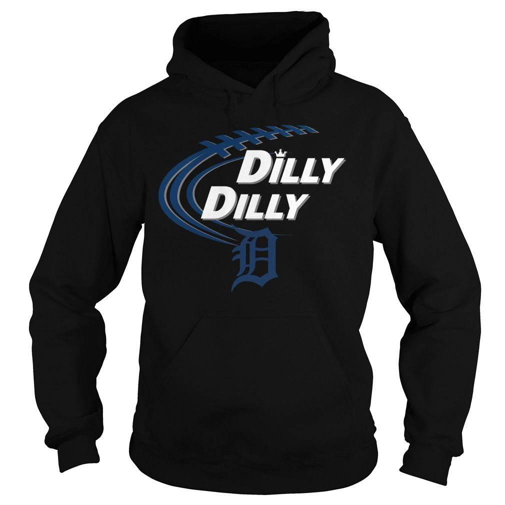 Dilly Dilly Detroit Tigers Bud Light Mlb Baseball Hoodie