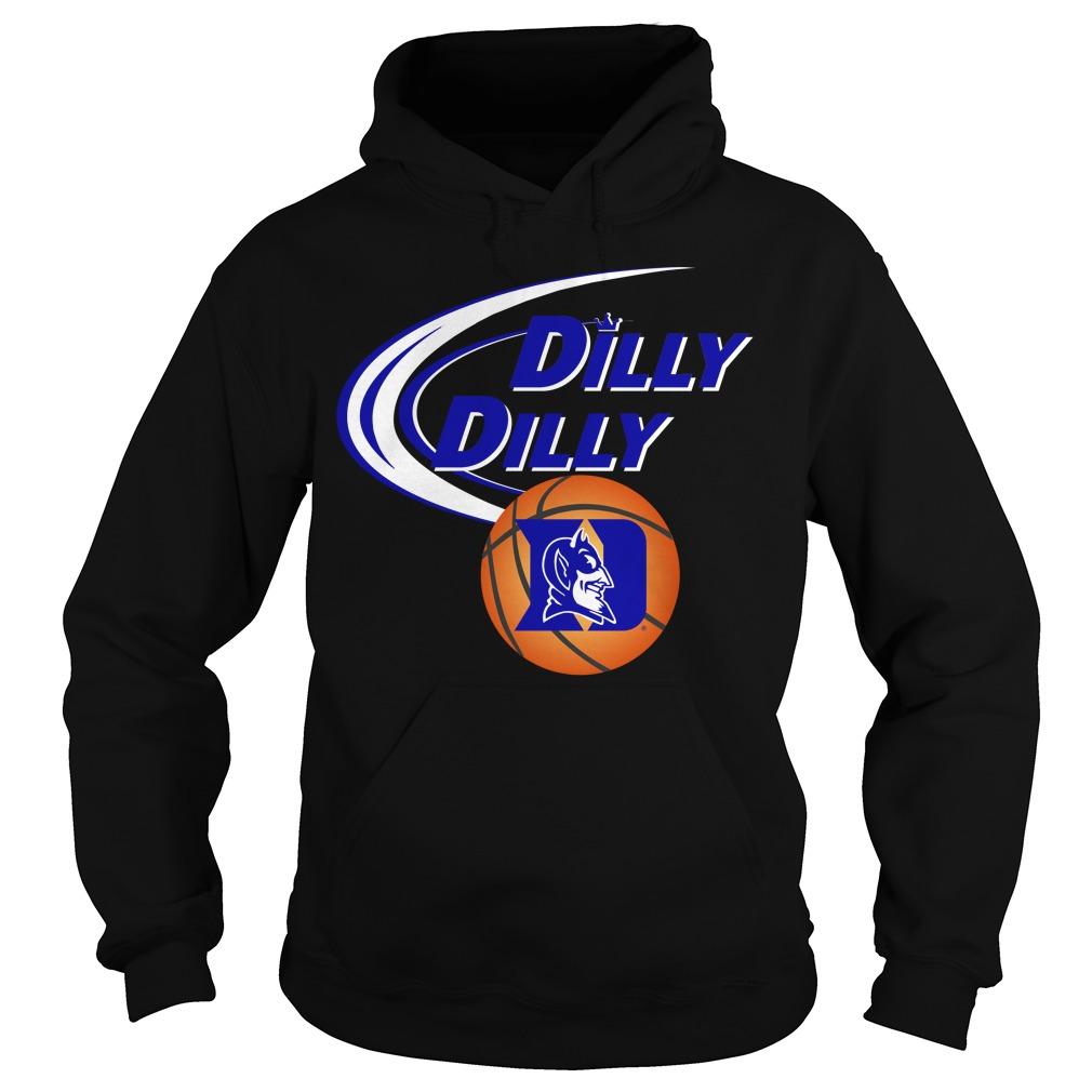 Dilly Dilly Duke Ncaa Basketball Hoodie