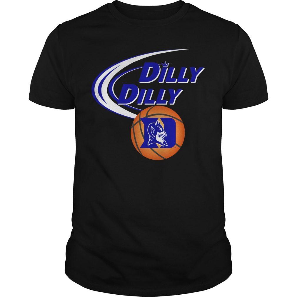 Dilly Dilly Duke Ncaa Basketball Shirt