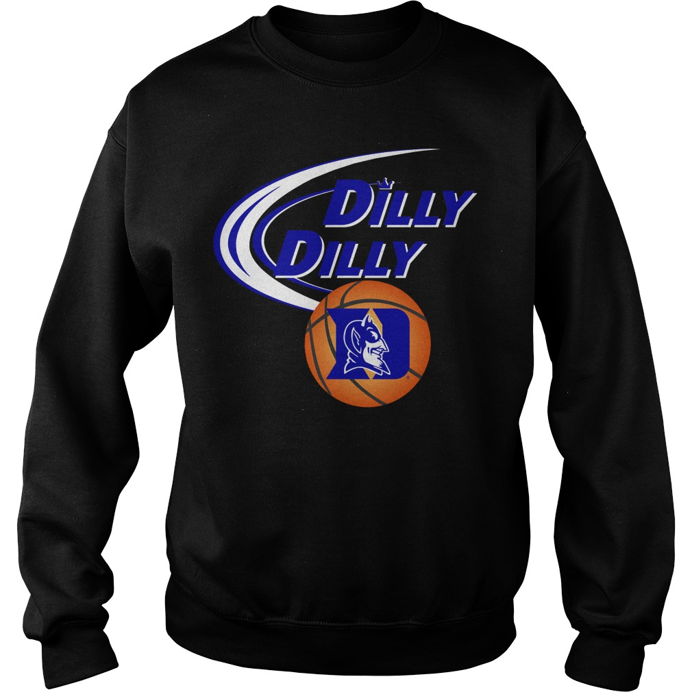 Dilly Dilly Duke Ncaa Basketball Sweater