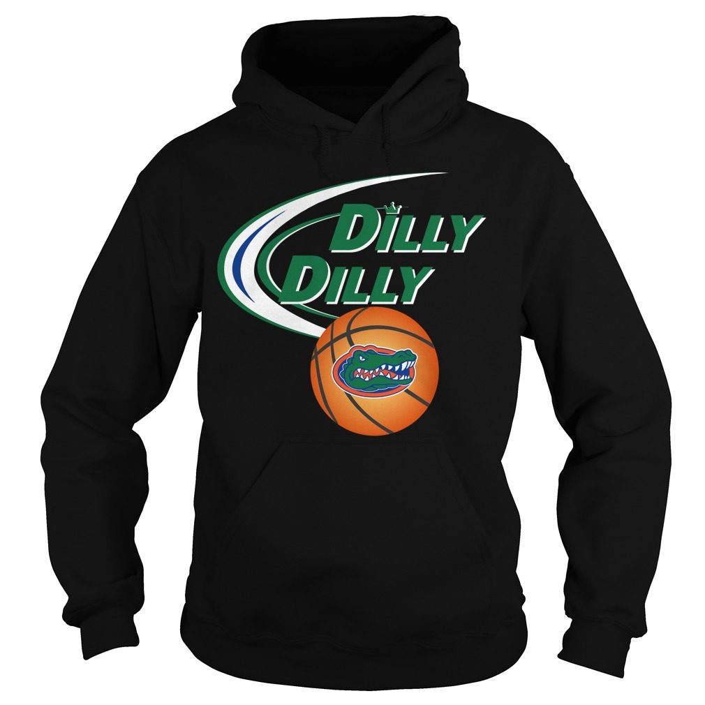 Dilly Dilly Florida Ncaa Basketball Hoodie