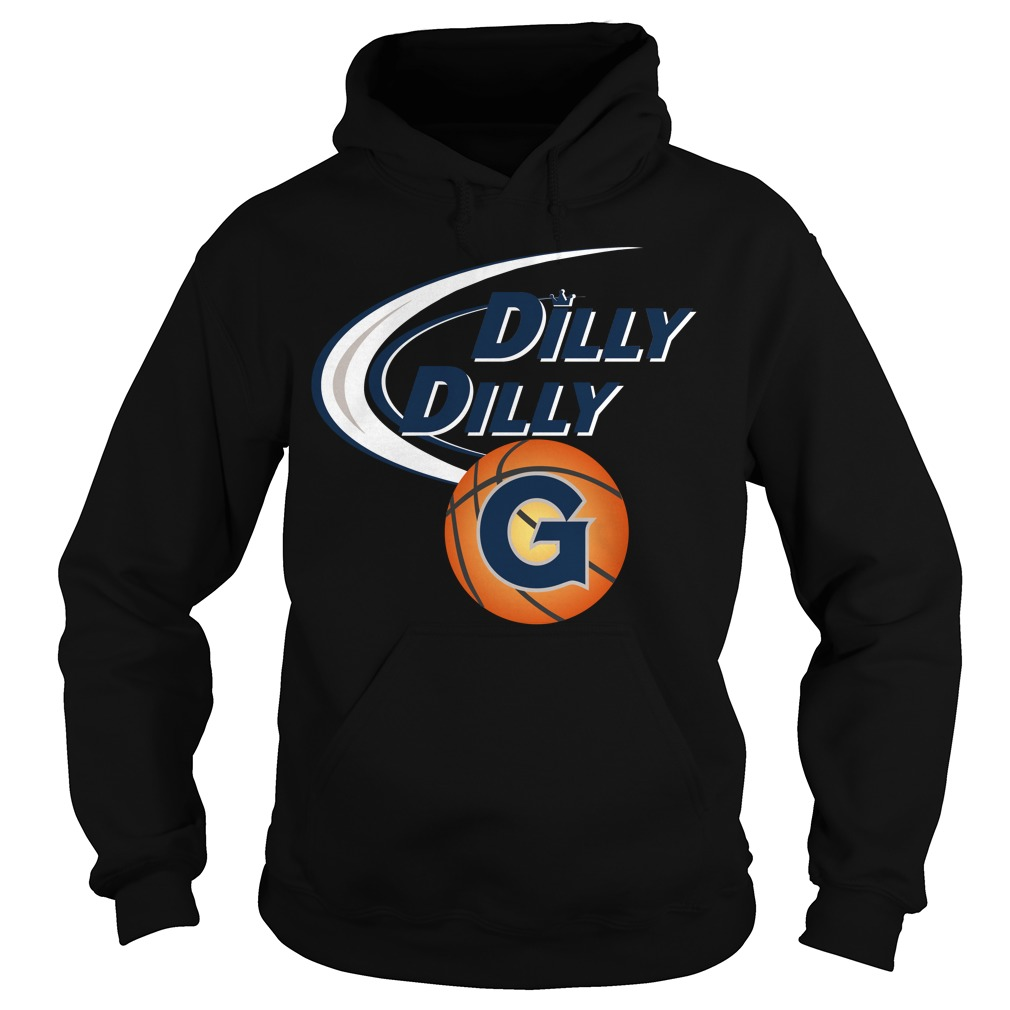 Dilly Dilly Georgetown Ncaa Basketball Hoodie