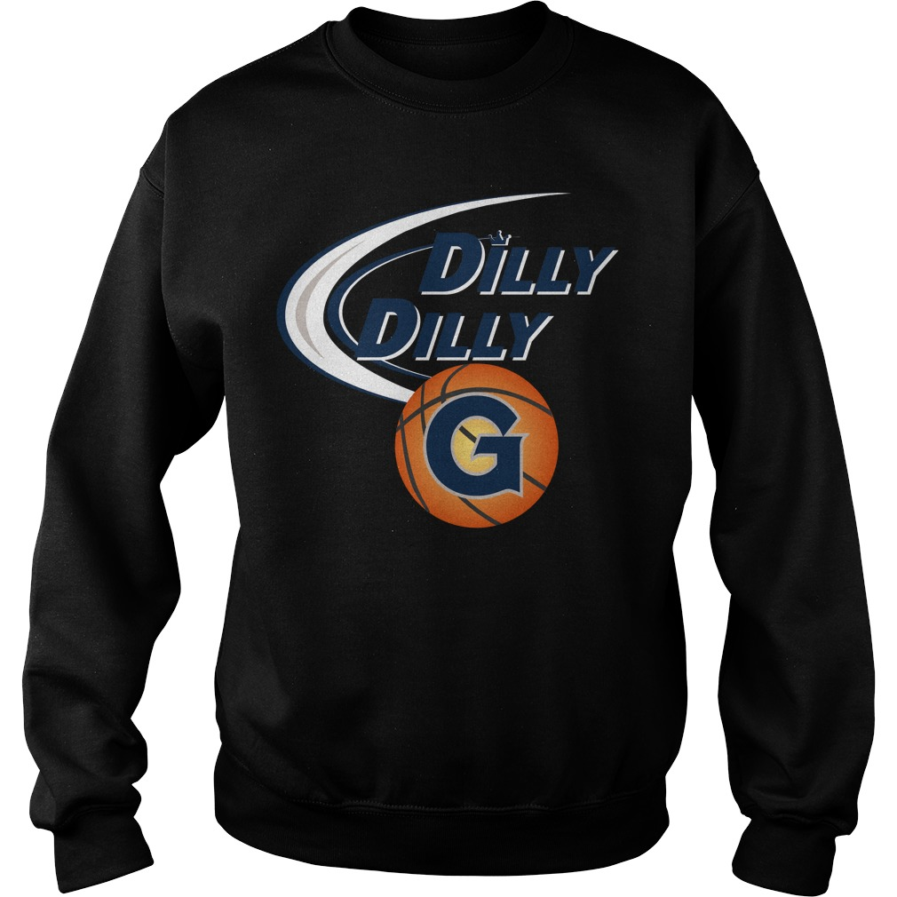Dilly Dilly Georgetown Ncaa Basketball Sweater