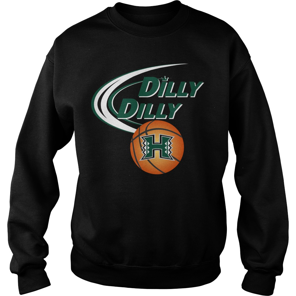 Dilly Dilly Hawaii Ncaa Basketball Sweater