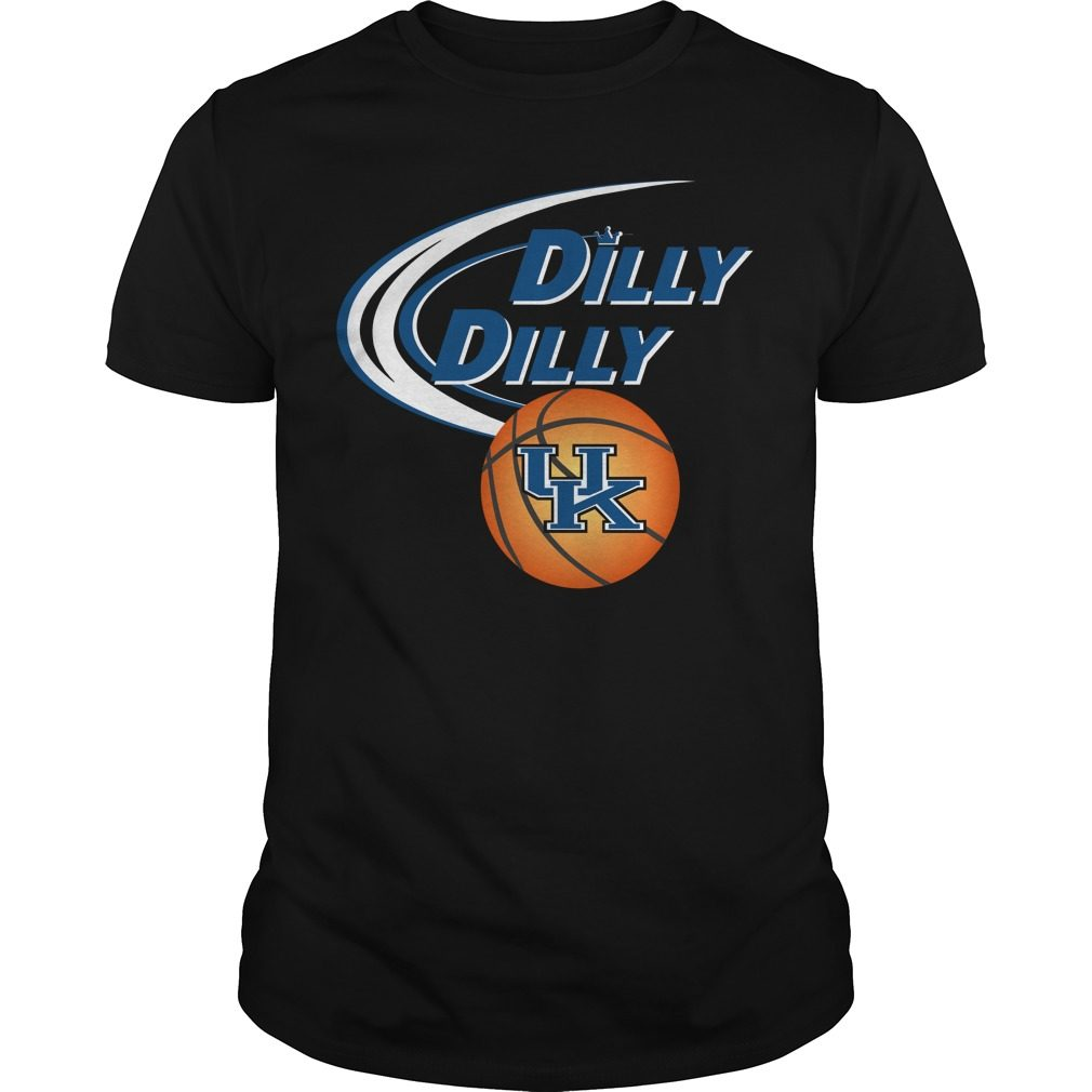 Dilly Dilly Kentucky Ncaa Basketball Shirt