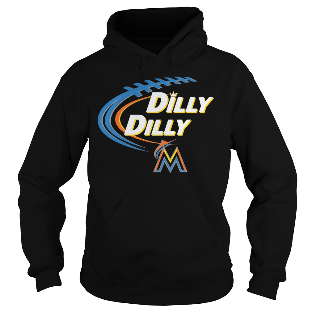Dilly Dilly Miami Marlins Bud Light Mlb Baseball Hoodie