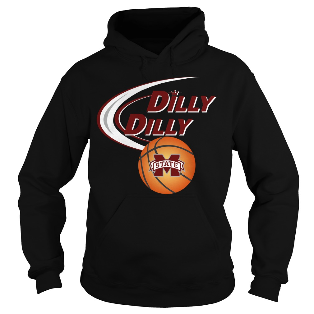 Dilly Dilly Mississippi State Ncaa Basketball Hoodie