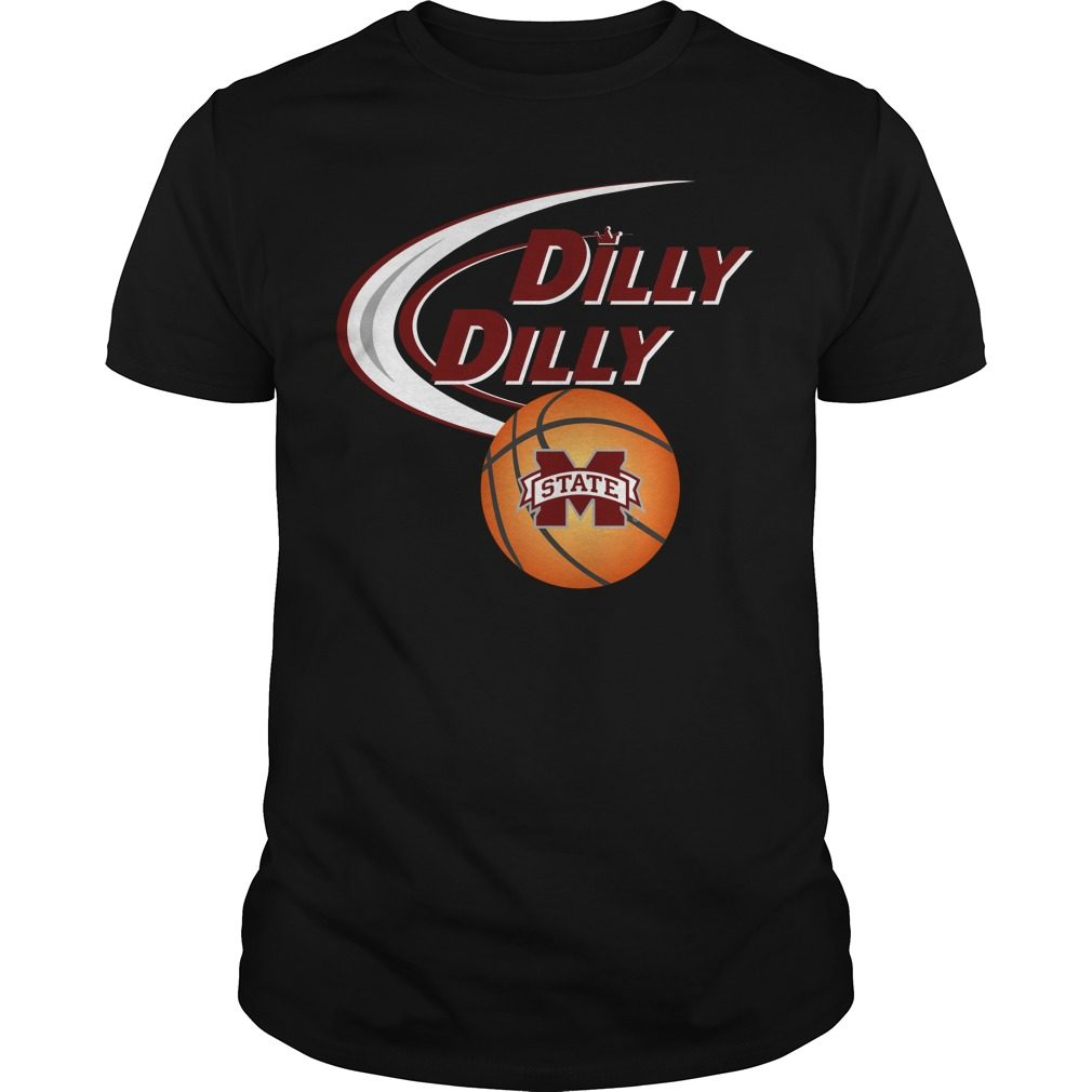 Dilly Dilly Mississippi State Ncaa Basketball Shirt