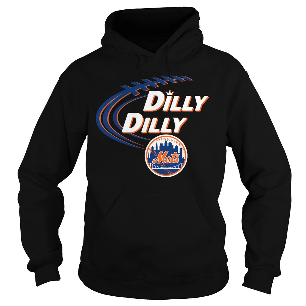 Dilly Dilly New York Mets Bud Light Mlb Baseball Hoodie