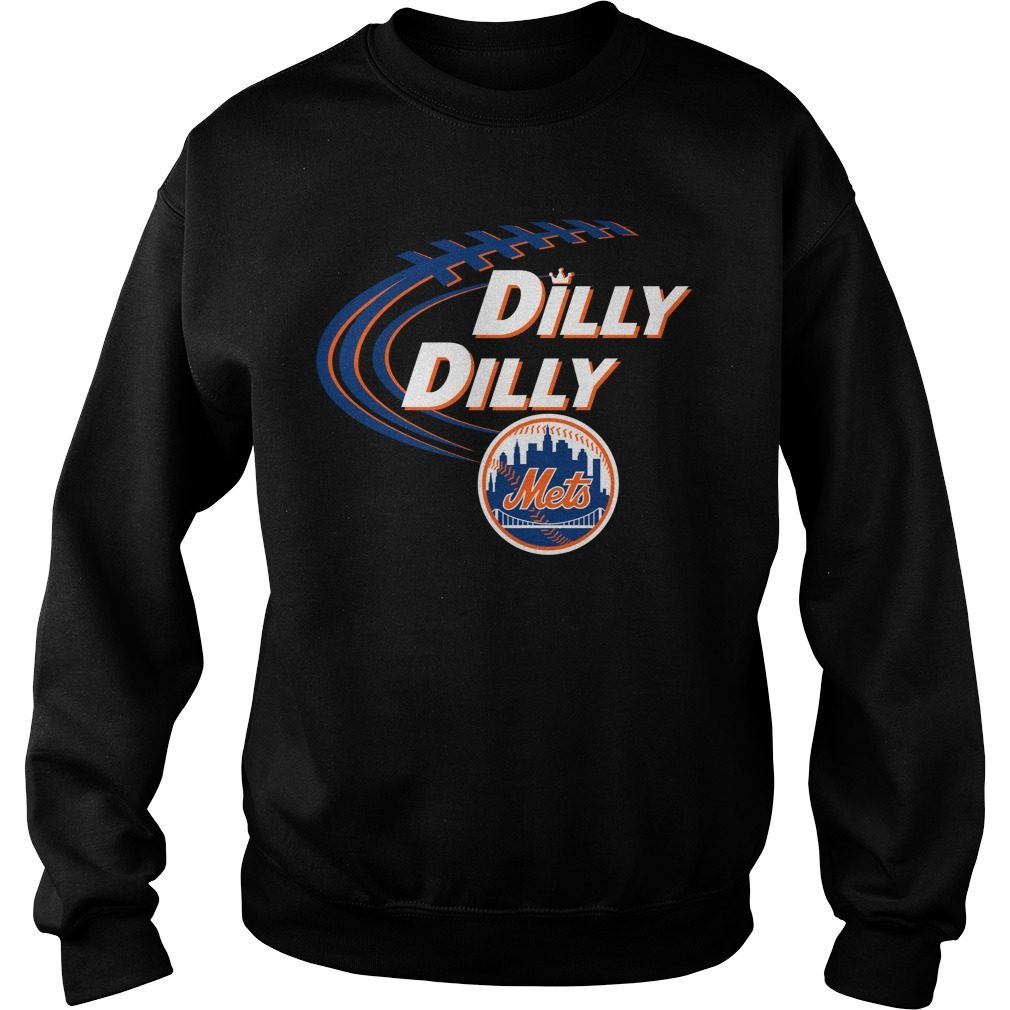 Dilly Dilly New York Mets Bud Light Mlb Baseball Sweater