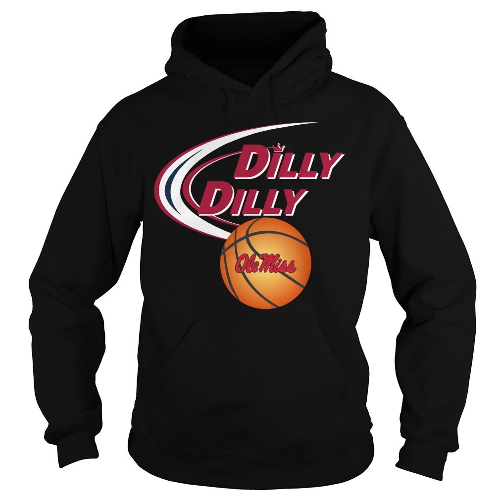Dilly Dilly Ole Miss Rebels Ncaa Basketball Hoodie