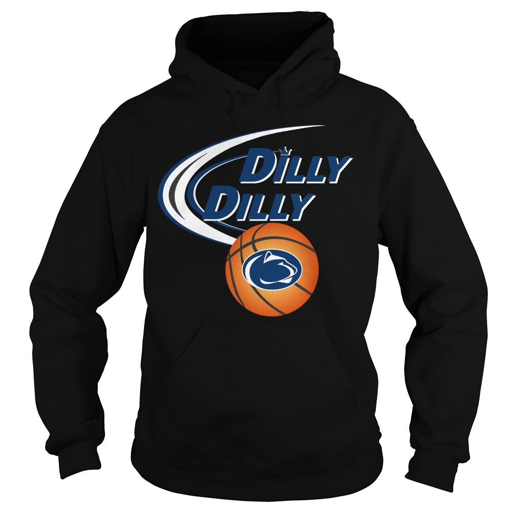 Dilly Dilly Penn State Ncaa Basketball Hoodie