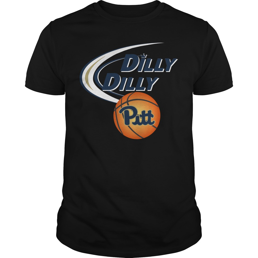 Dilly Dilly Pittsburgh Ncaa Basketball Shirt