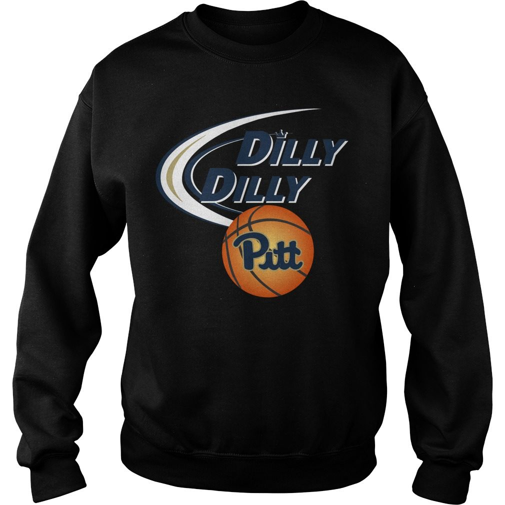 Dilly Dilly Pittsburgh Ncaa Basketball Sweater