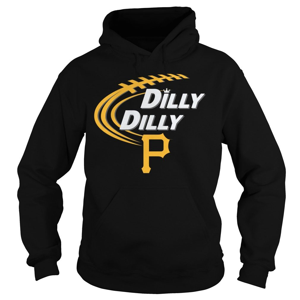 Dilly Dilly Pittsburgh Pirates Bud Light Mlb Baseball Hoodie