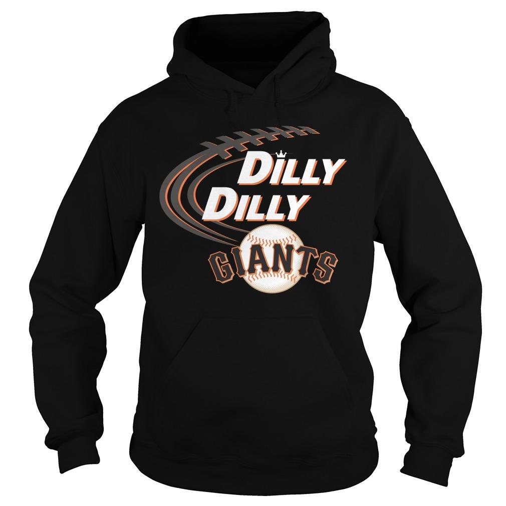 Dilly Dilly San Francisco Giants Bud Light Mlb Baseball Hoodie