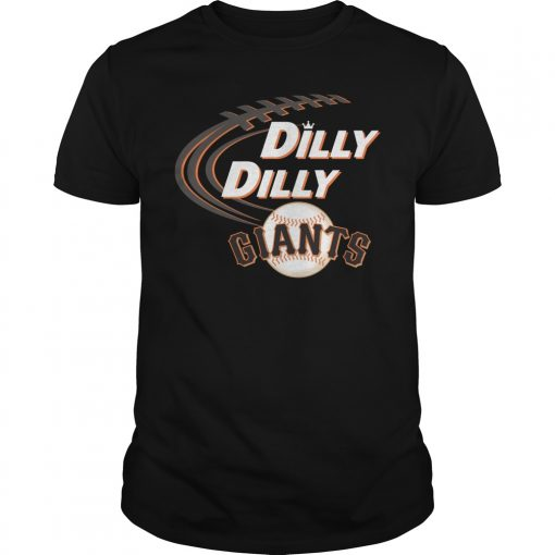 Dilly Dilly San Francisco Giants Bud Light Mlb Baseball Shirt