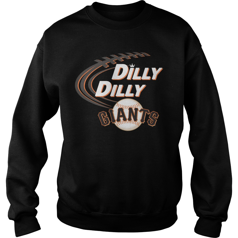 Dilly Dilly San Francisco Giants Bud Light Mlb Baseball Sweater