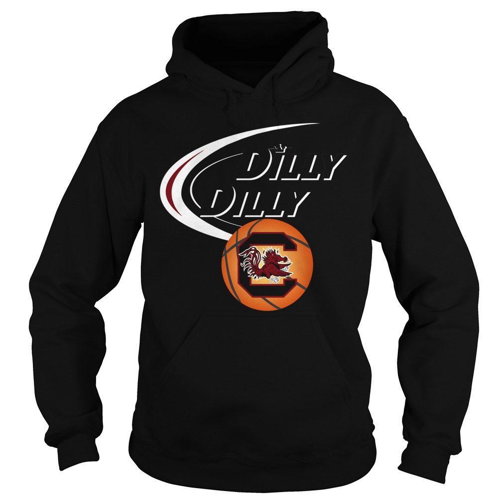 Dilly Dilly South Carolina Ncaa Basketball Hoodie
